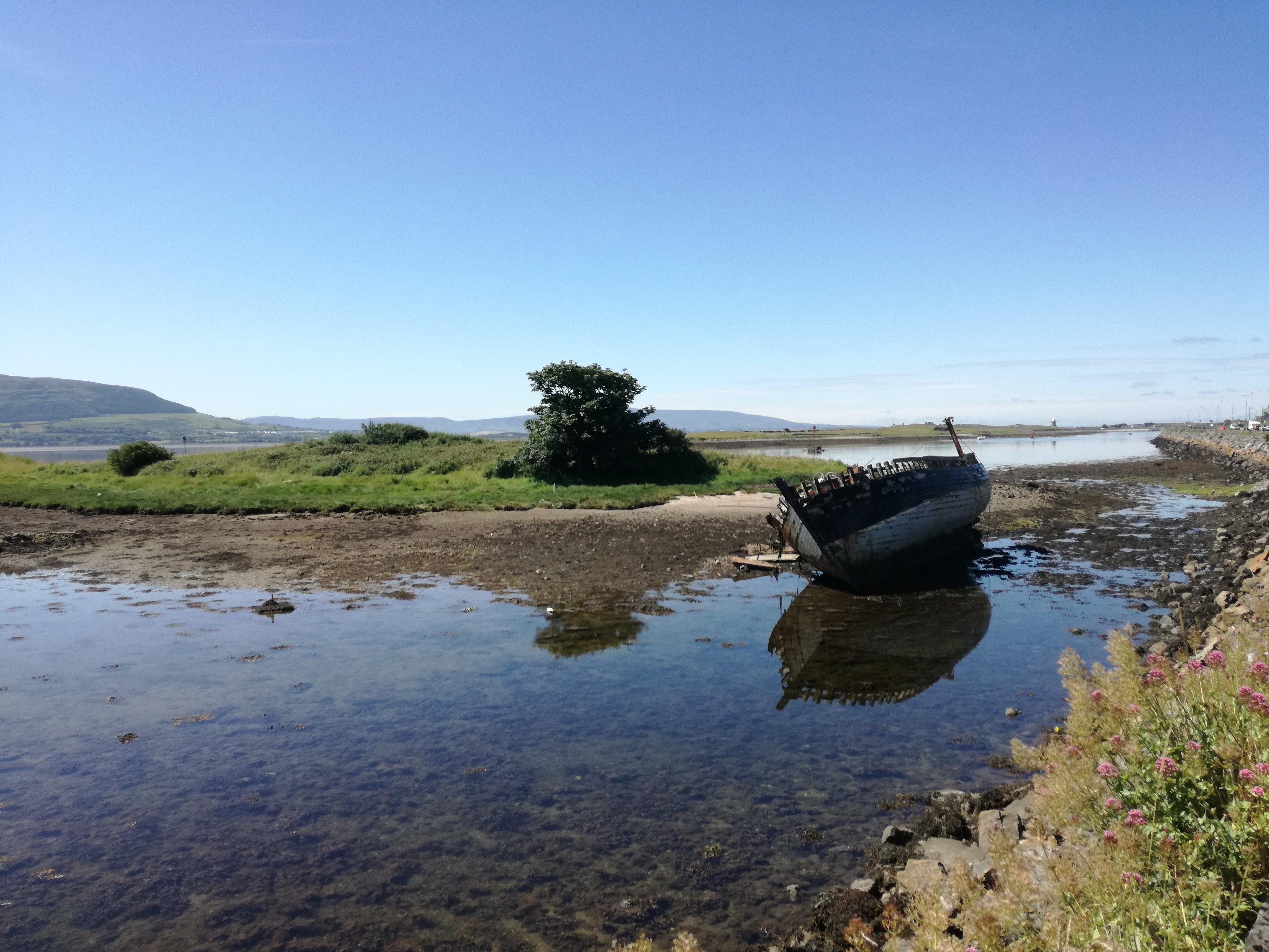 Foto scattata a Rosses Point, Sligo.