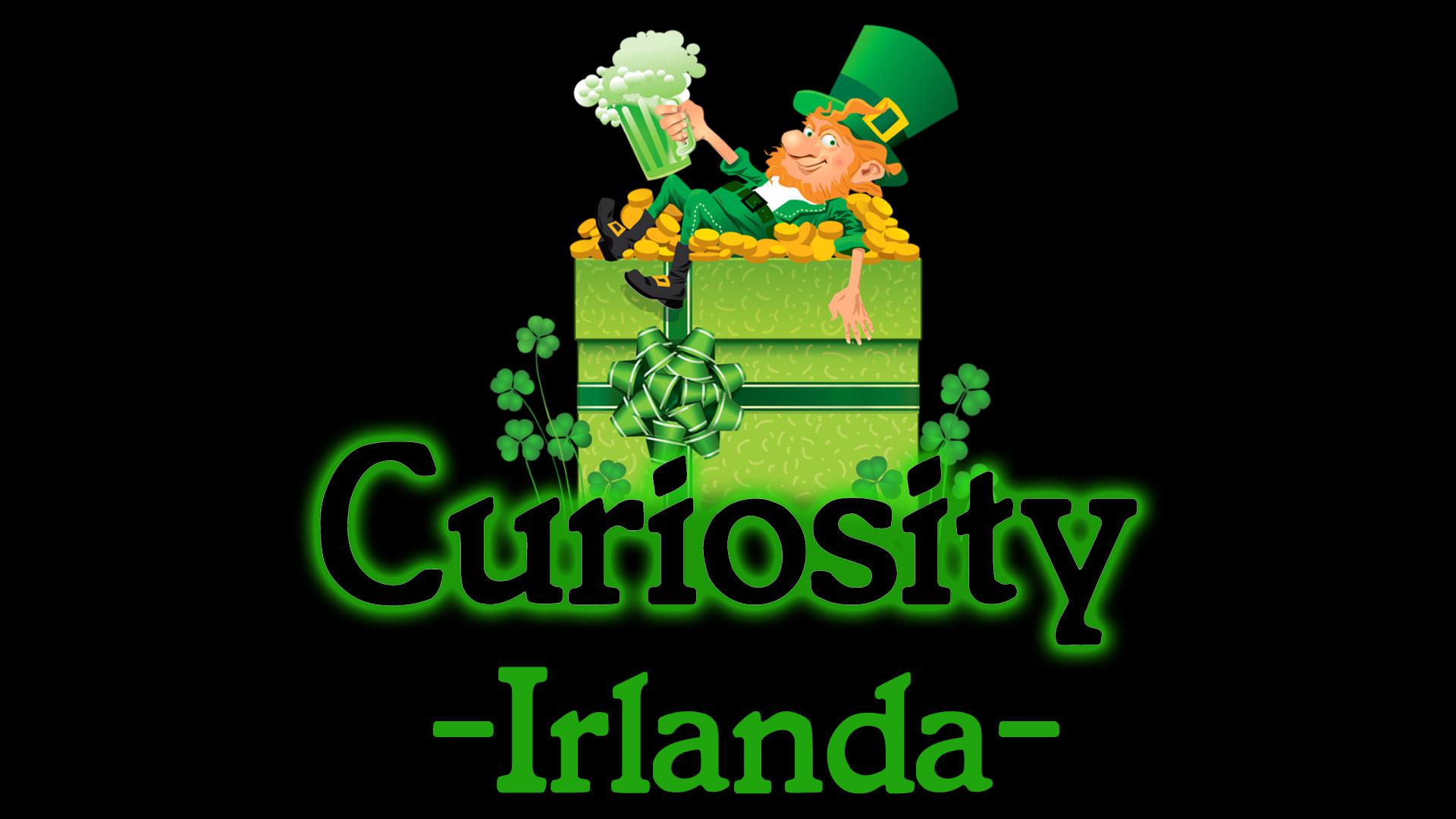 Curiosity – Irlanda