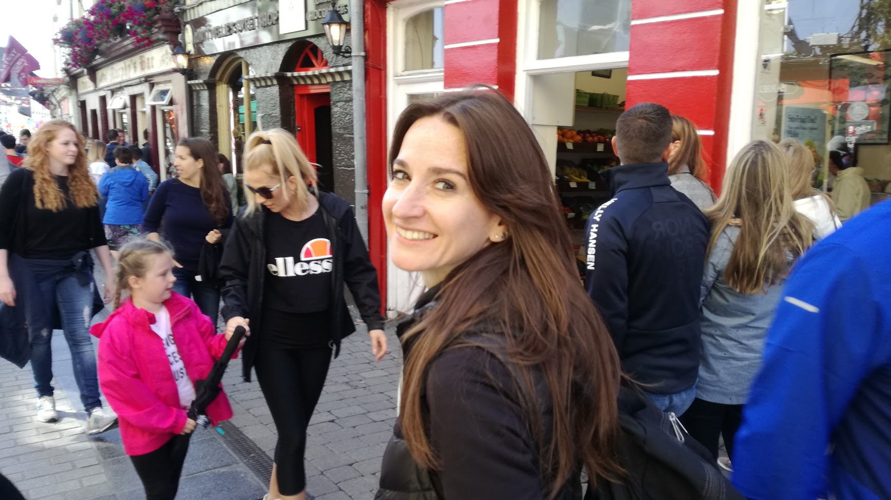 L'avventura irlandese di Francesca
