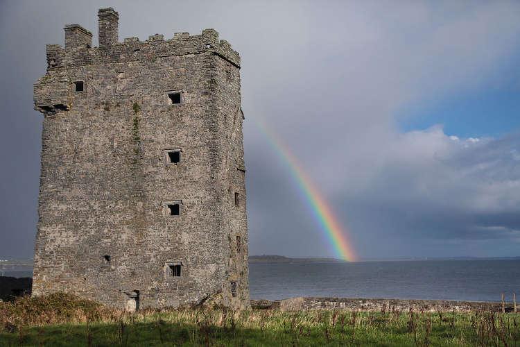 castelli irlanda