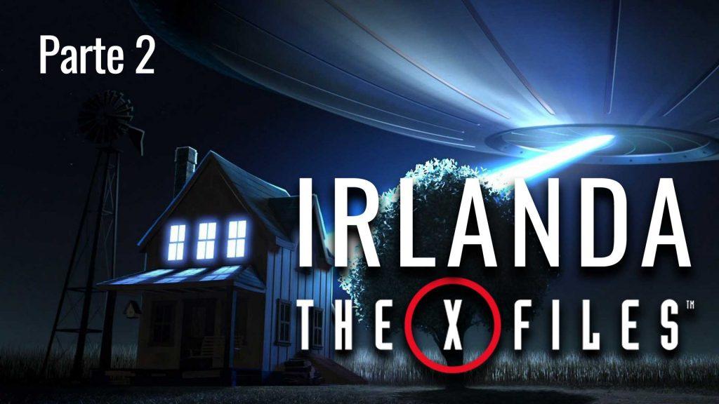 ufo in irlanda