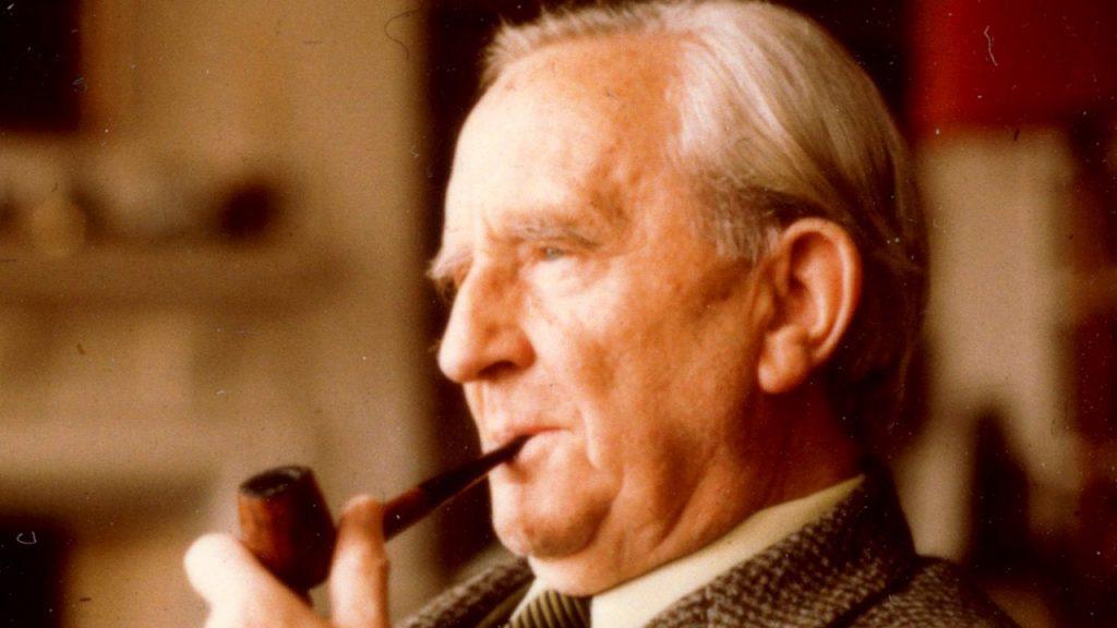 Tolkien Irlanda Burren