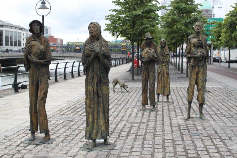 irlanda famine