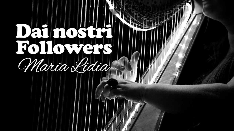 Dai nostri Followers – L'Arpa Irlandese, di Maria Lidia Petrulli