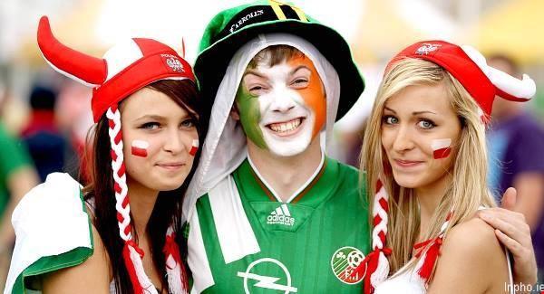 stranieri in irlanda