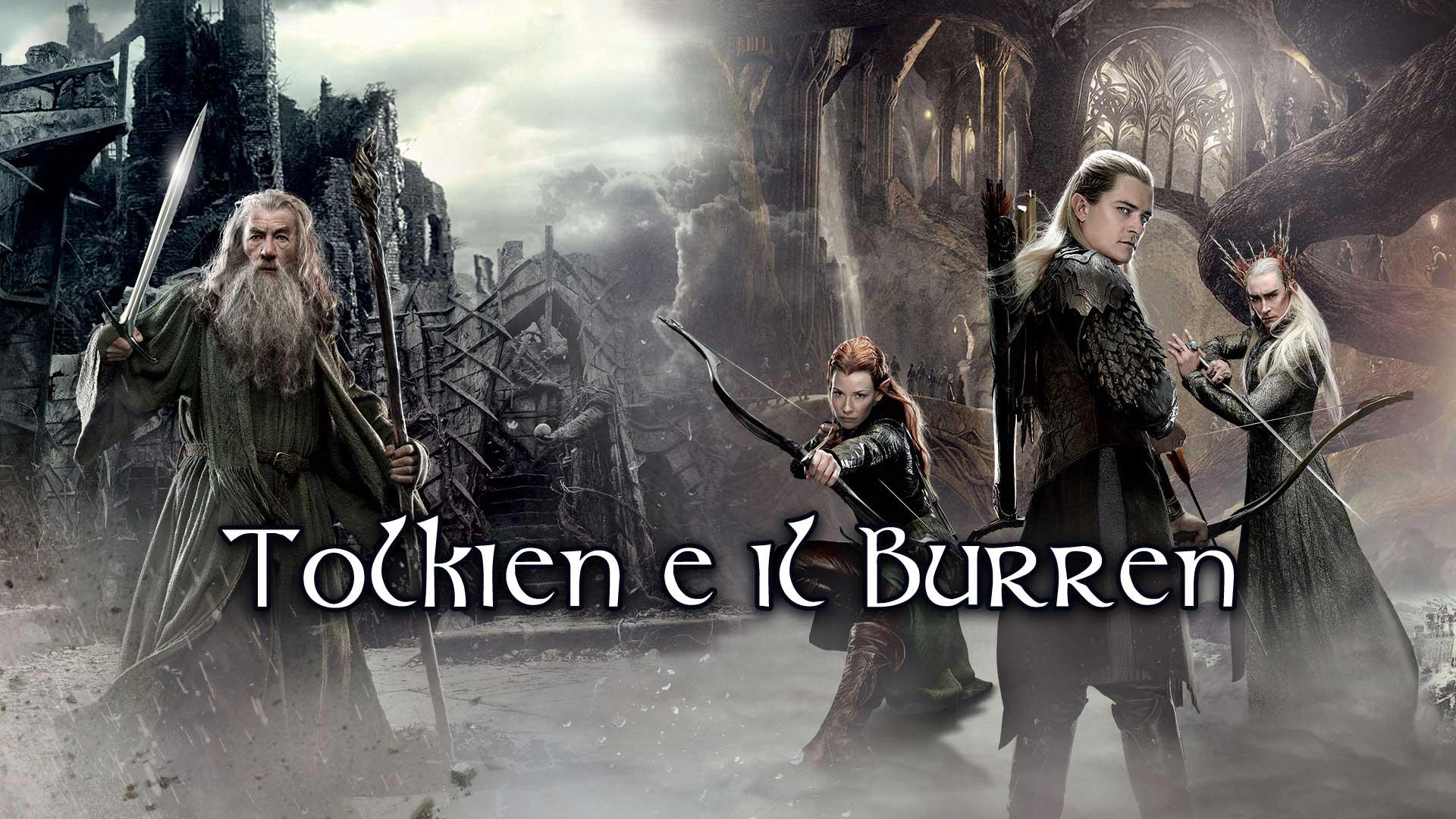 Tolkien e il Burren