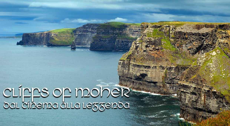 Cliffs of Moher, dal Cinema alla Leggenda
