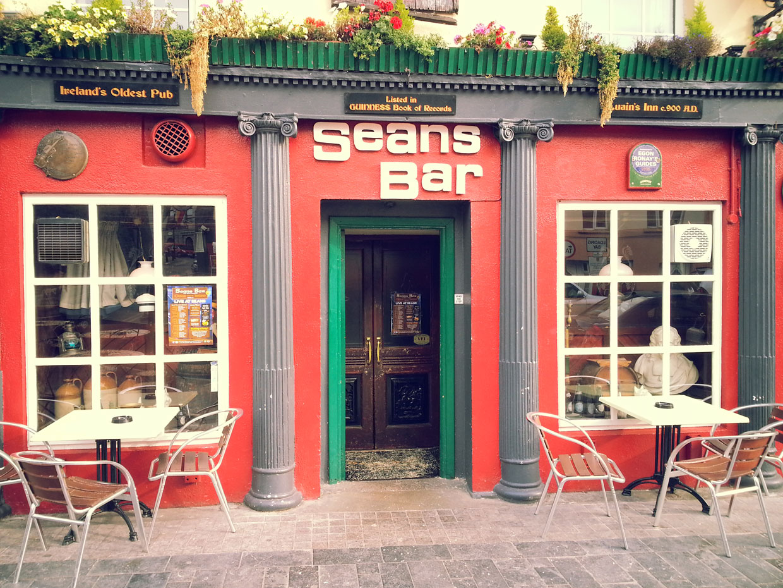 Pub Irlandesi
