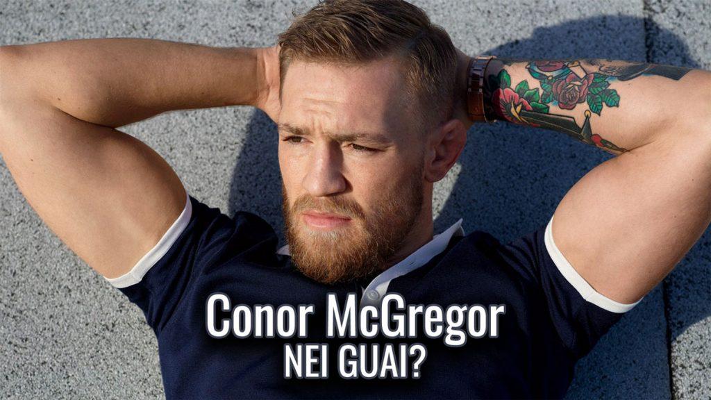 Conor McGregor mafia irlandese