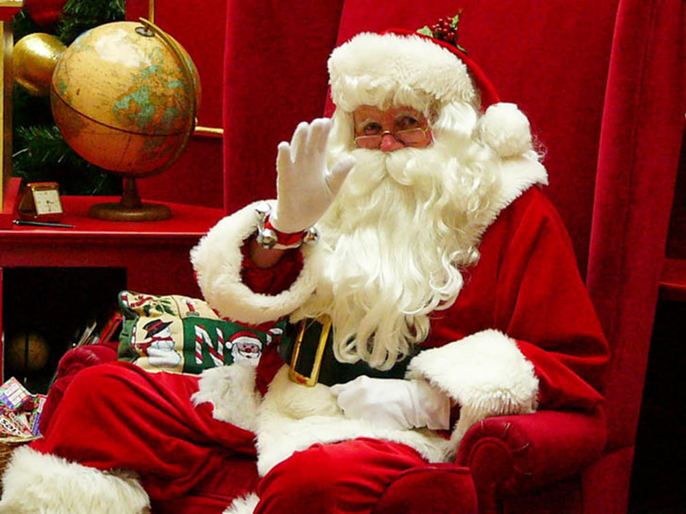 Babbo Natale Irlandese