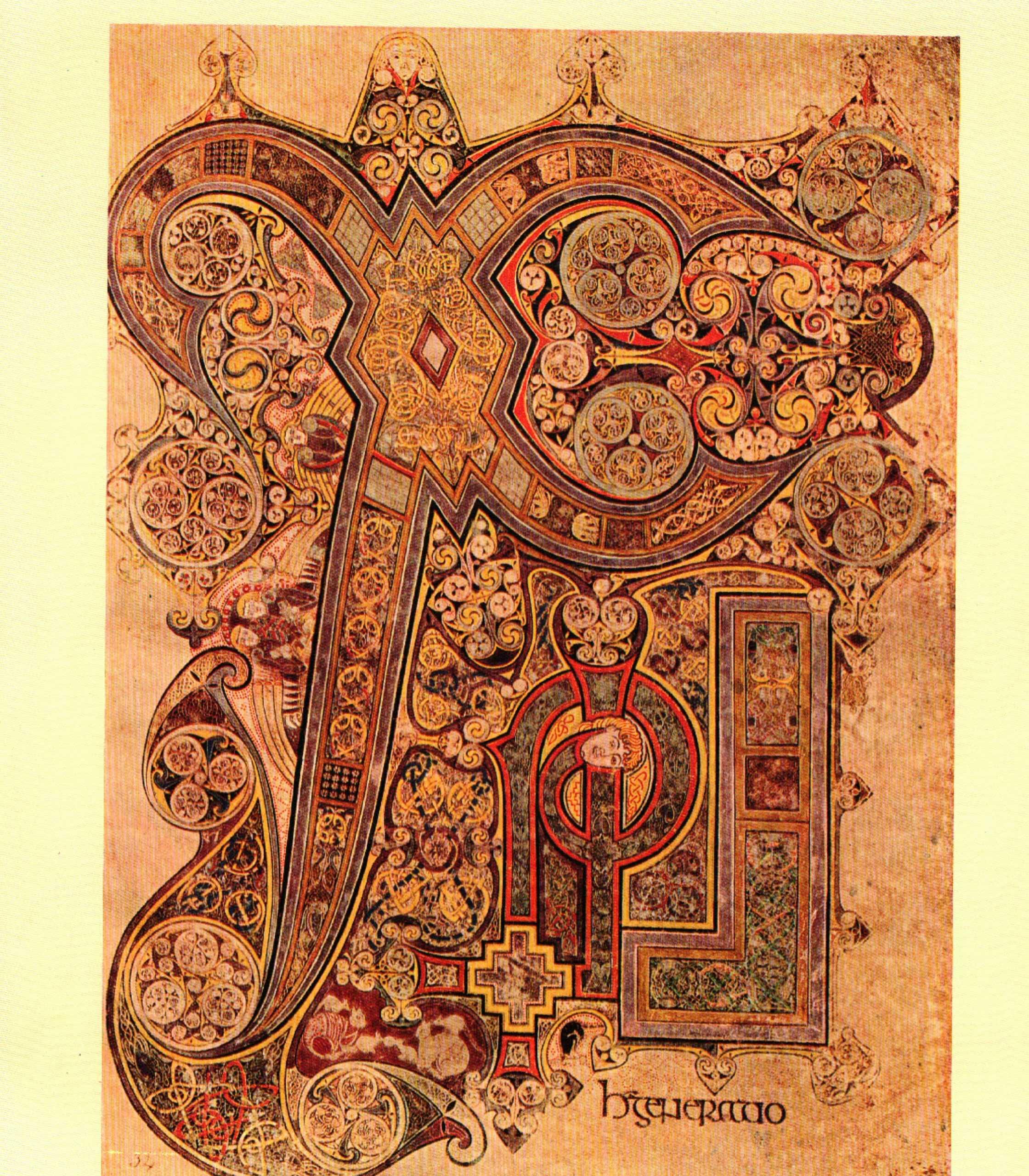 The Book of Kells - Un Italiano a Sligo