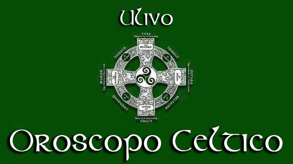 Oroscopo Celtico – Ulivo