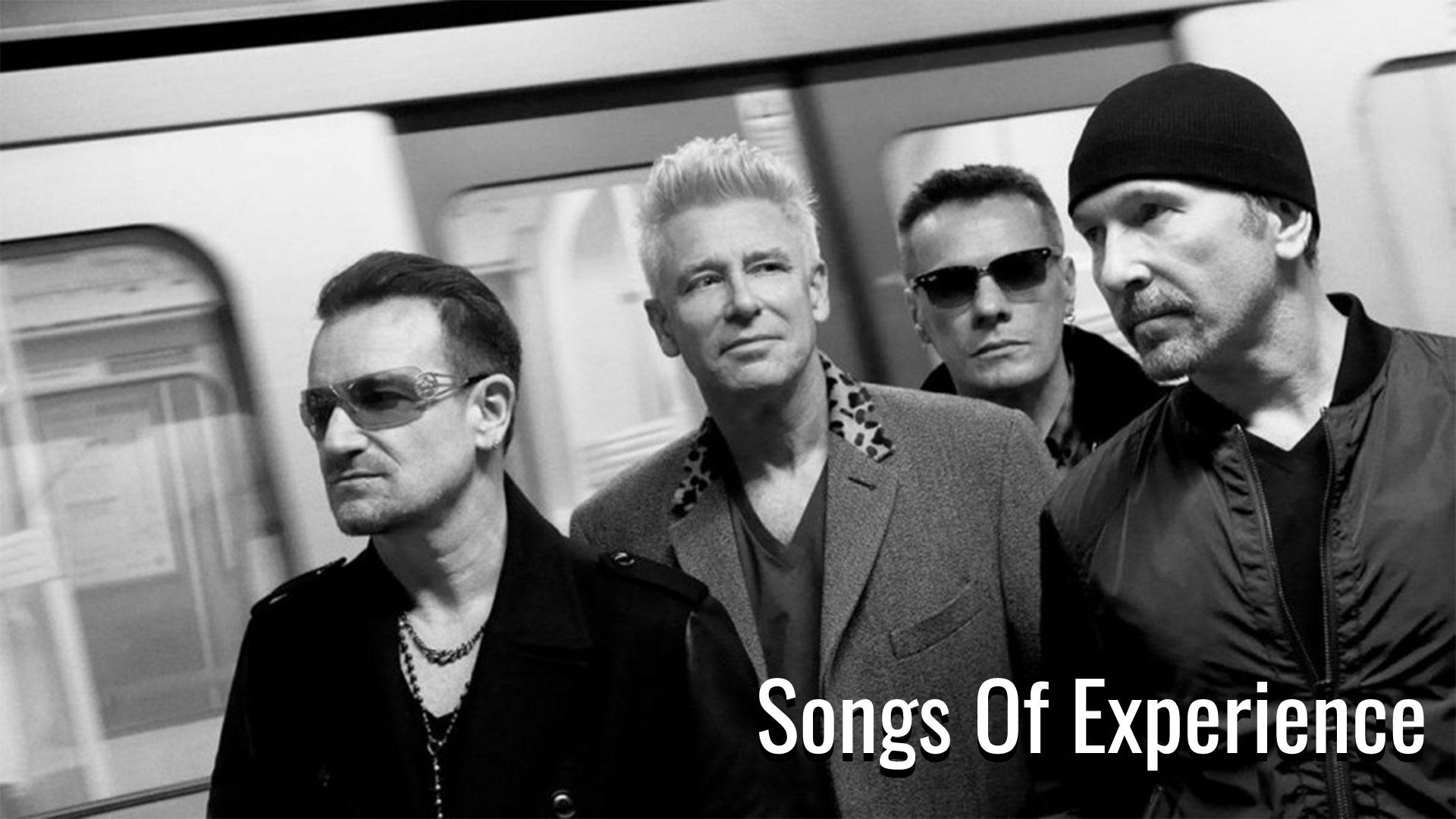 Songs Of Experience il nuovo album degli U2