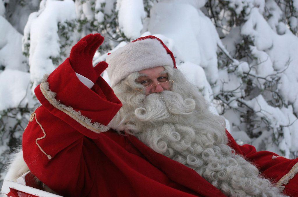 Santa Claus Irlanda