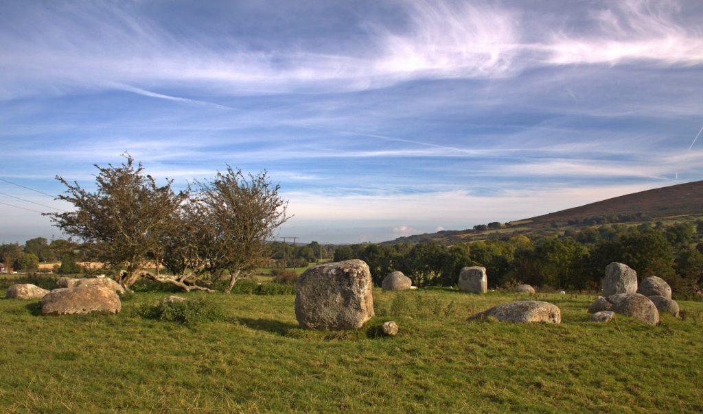 dolmen irlanda
