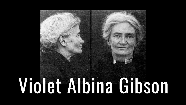Violet Albina Gibson
