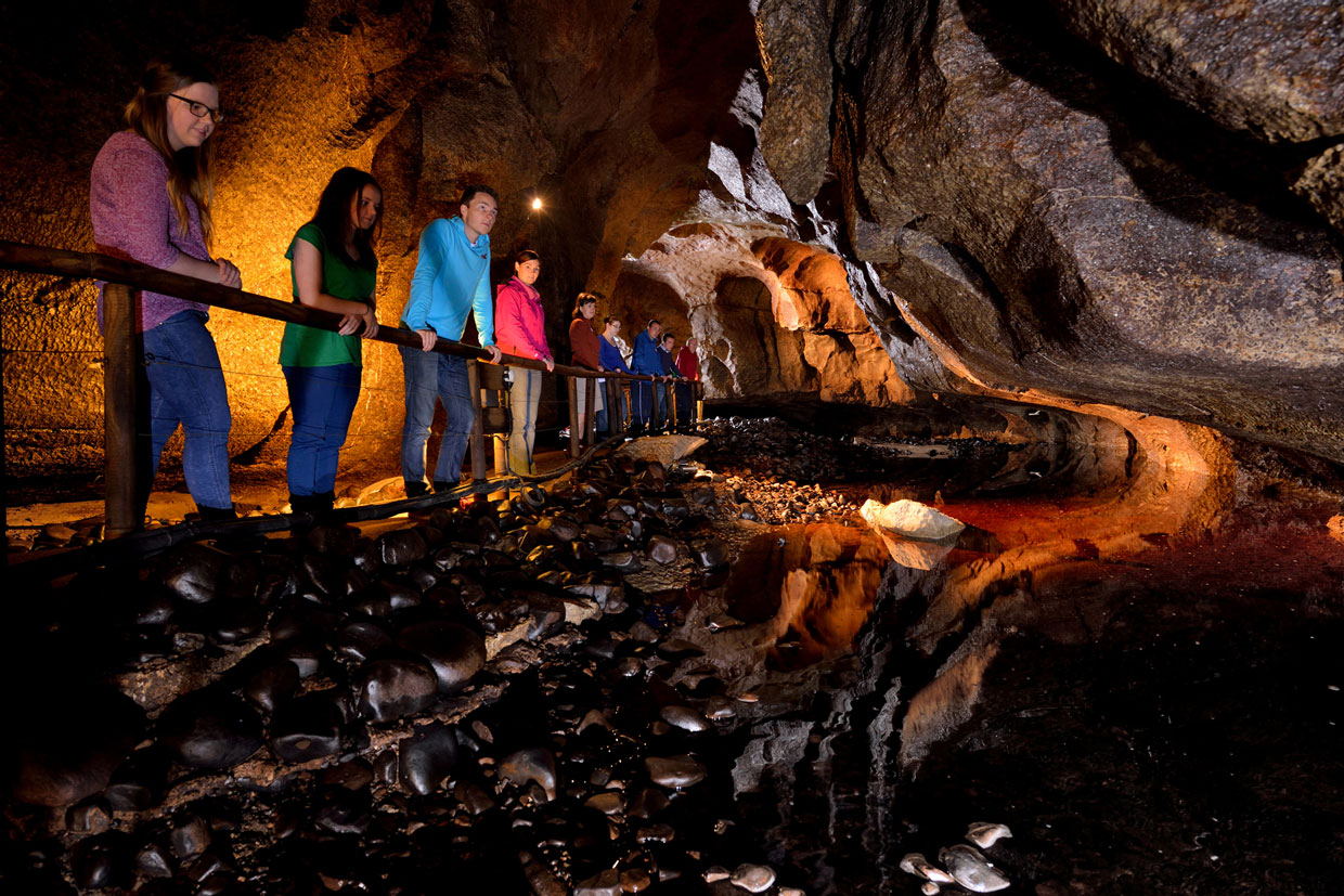 Marble Arch Caves Geoparco Irlanda
