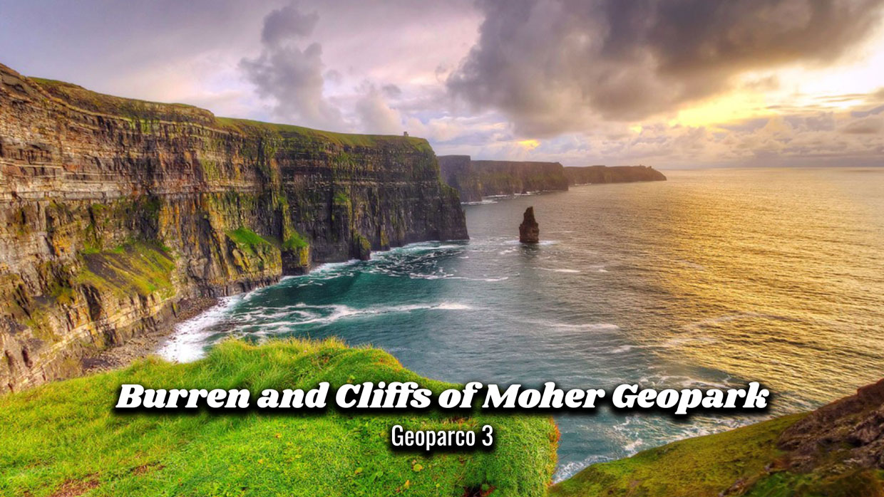 Burren and Cliffs of Moher – Geoparco 3