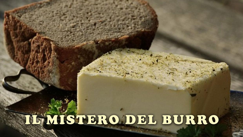 Il Mistero del Burro