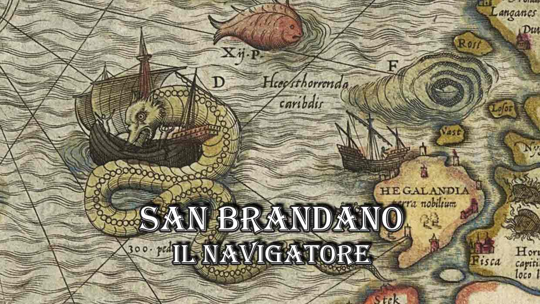 San Brandano il Navigatore