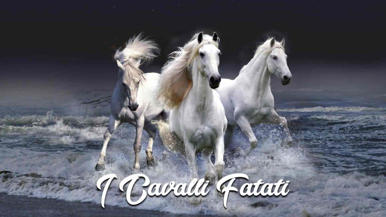 La leggenda dei cavalli fatati