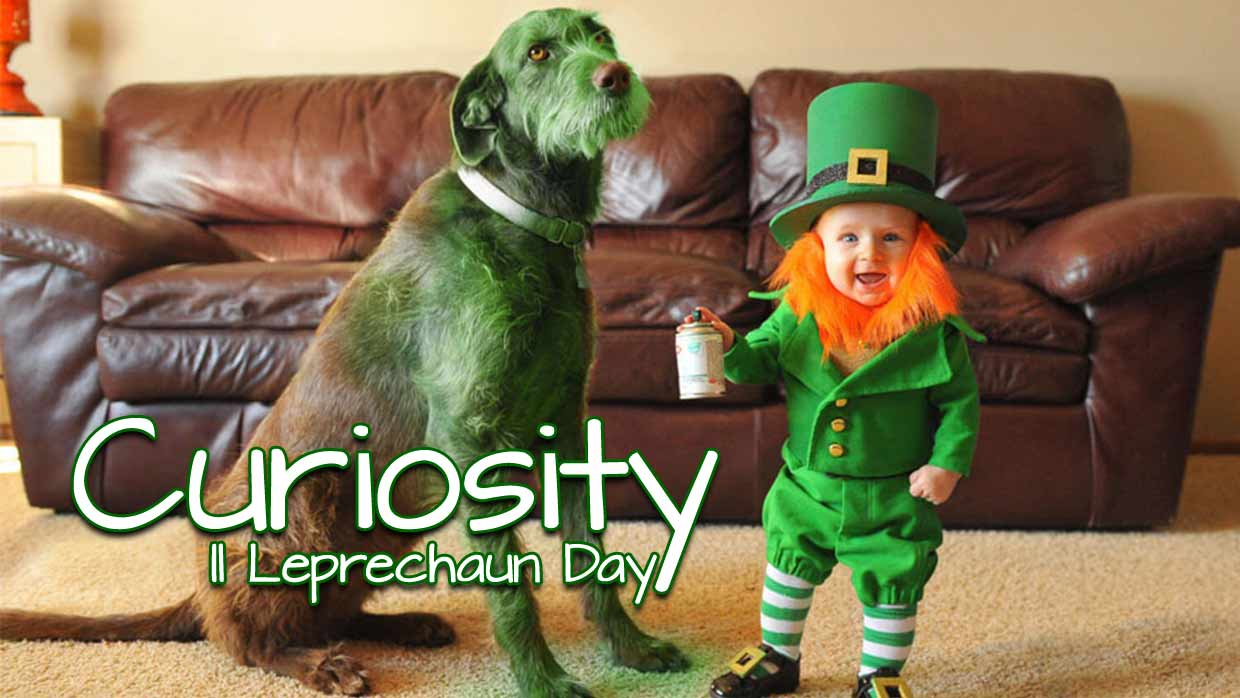 Curiosity – Il Leprechaun Day