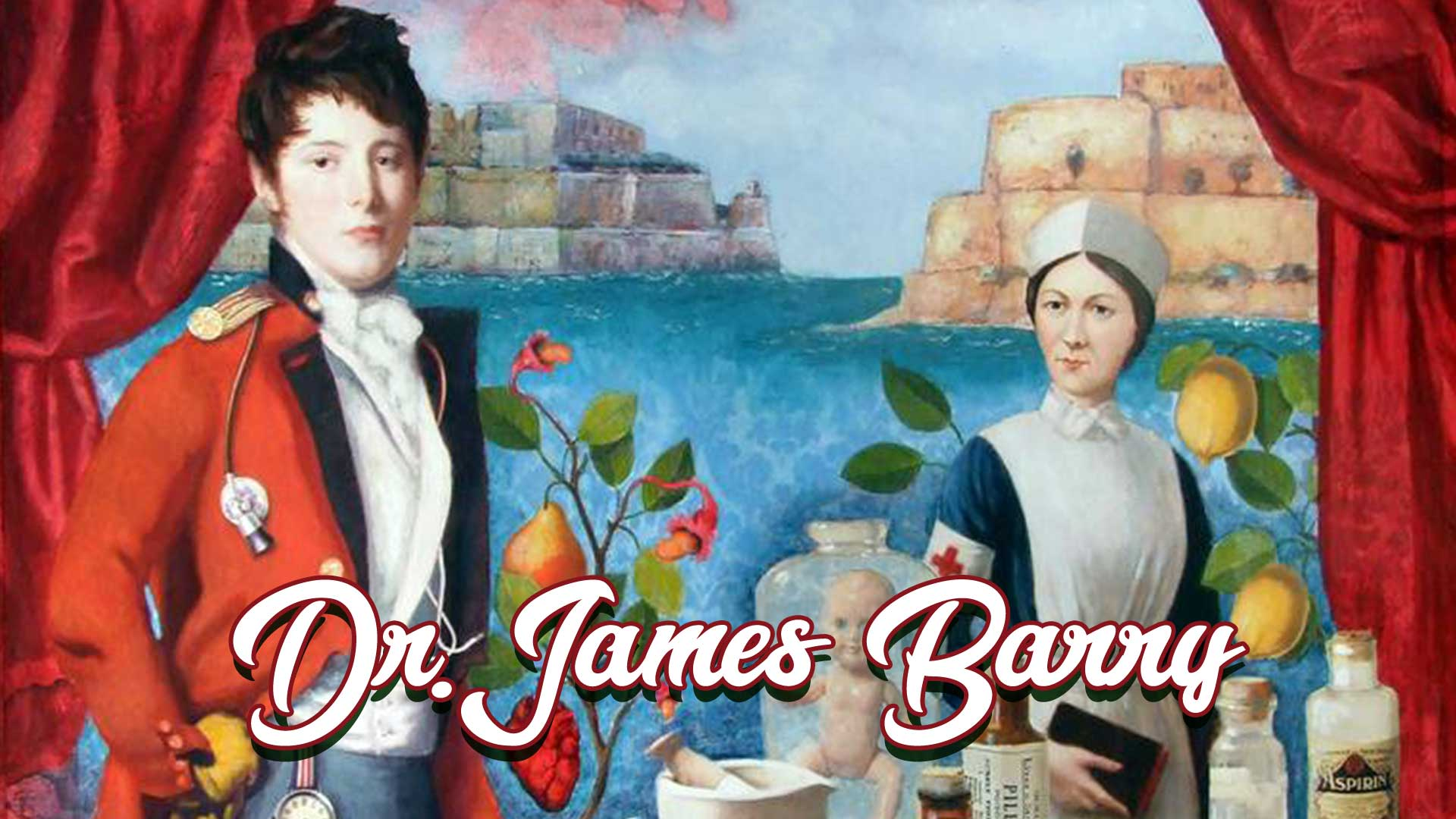 Dr. James Barry