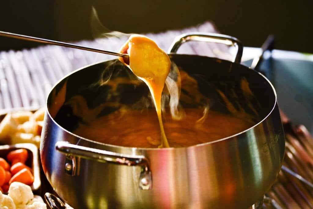 Fondue To The Guinness