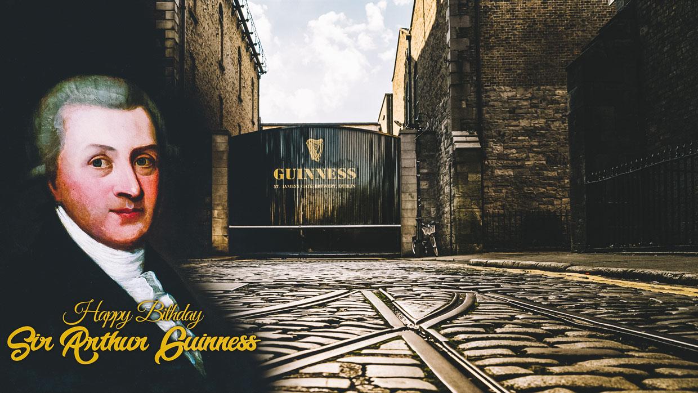 Curiosity – Arthur Guinness