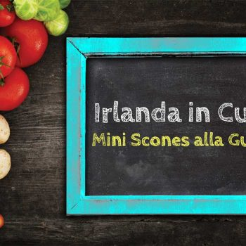 Mini Scones alla guinness
