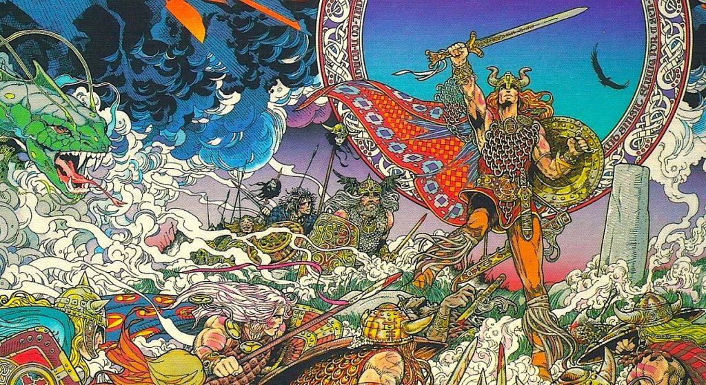 Tuatha de Danann