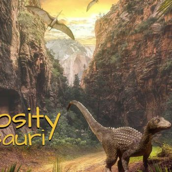 Dinosauri-curiosity