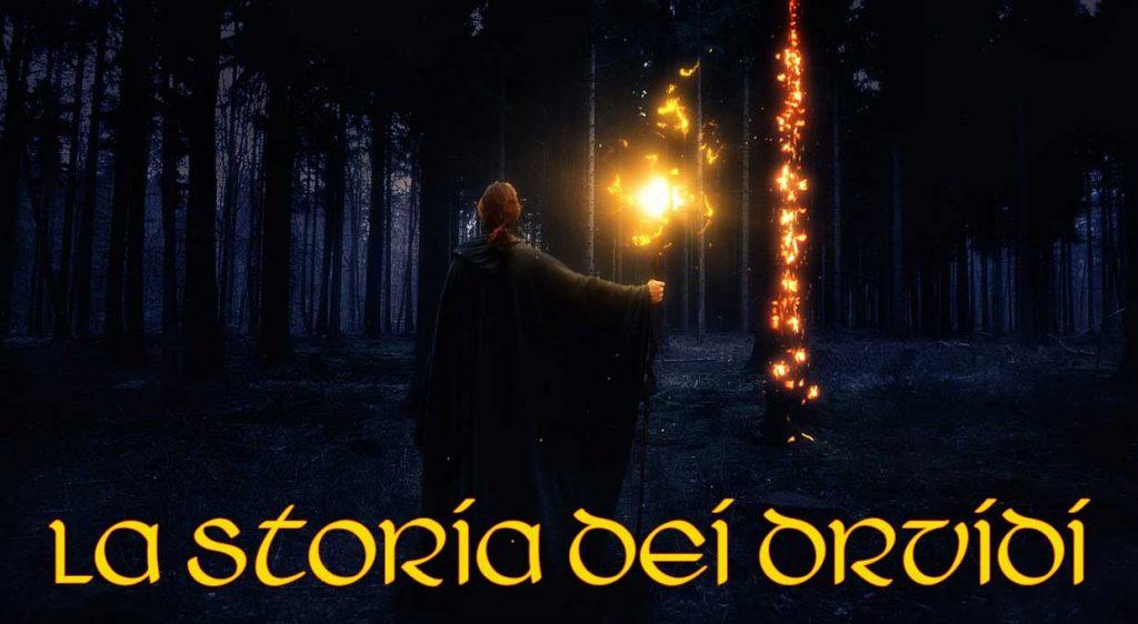 La Storia dei Druidi