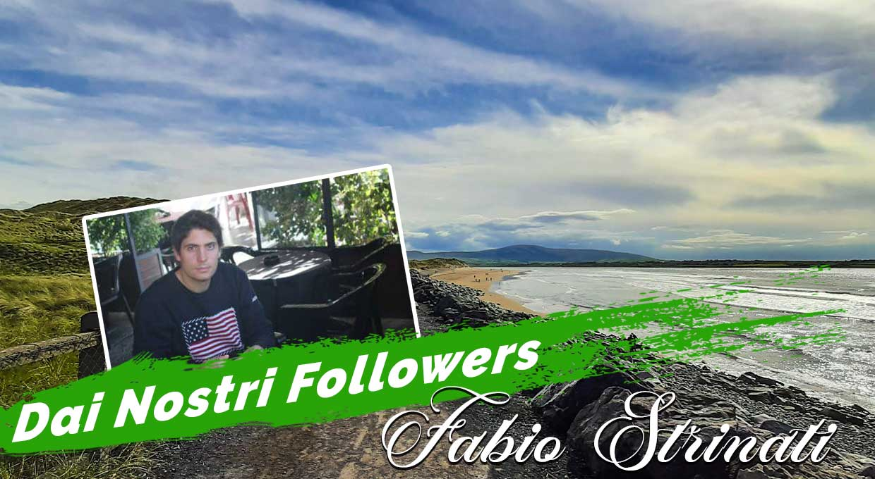Dai Nostri Followers – Fabio Strinati.