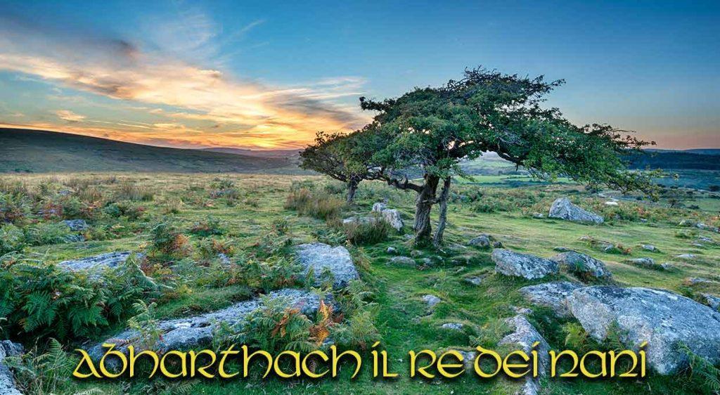 Abharthach il Re dei Nani