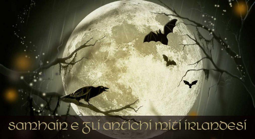Samhain e gli antichi miti irlandesi