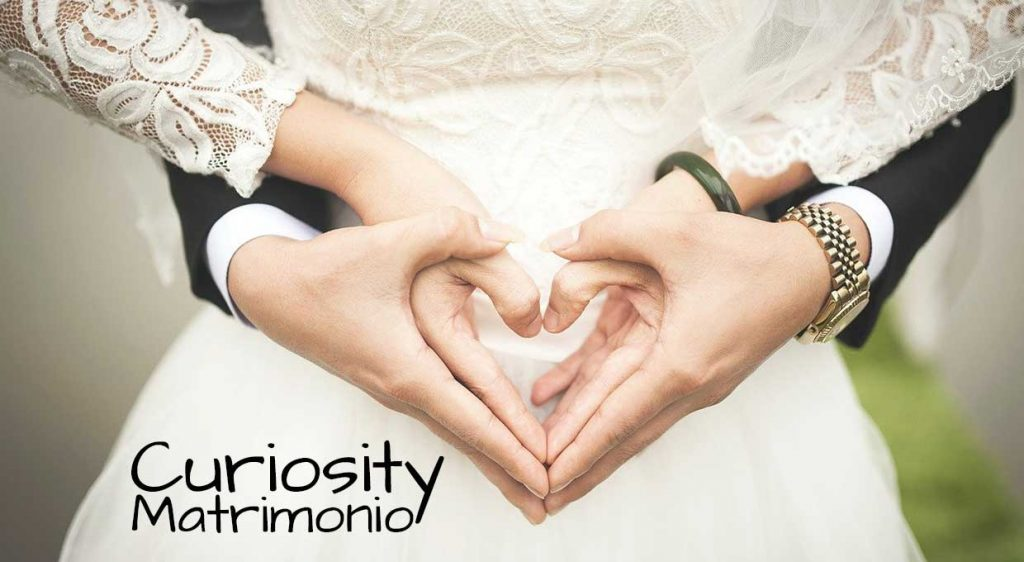 Curiosity-Matrimonio
