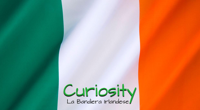 Curiosity bandiera irlandese