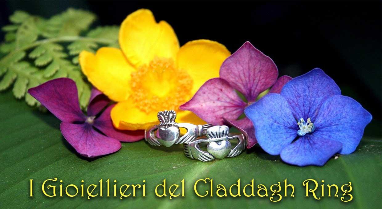 I Gioiellieri del Claddagh Ring