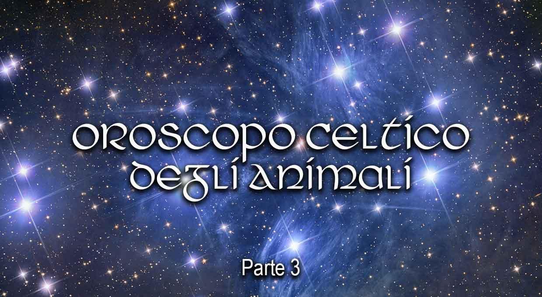 Oroscopo celtico degli animali