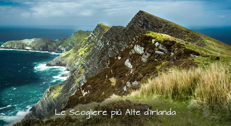 Scogliere Irlanda